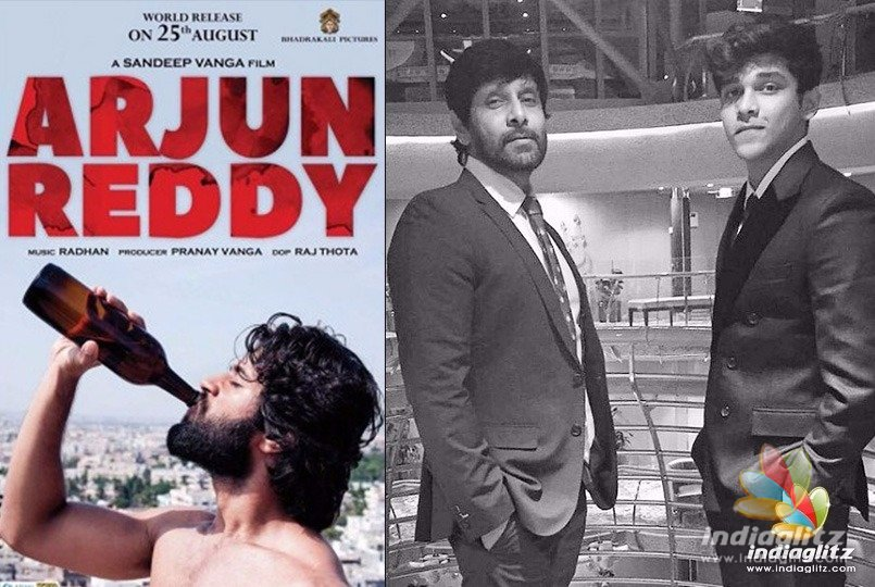 Image result for arjun reddy dhruv