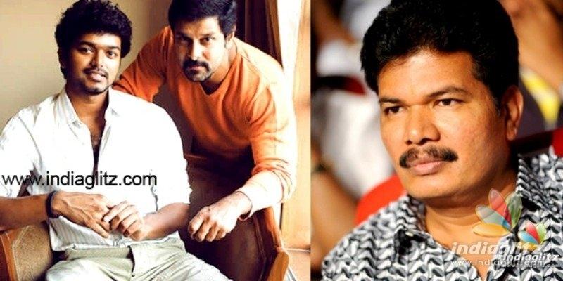Shankar confirms Vijay and Vikram combo before Indian 2?