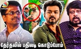 Police On Arresting A.R.Murugadoss : What Really Happened ? | Vikraman Reveals