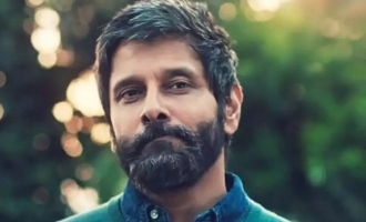 Vikram's long delayed film to release in two parts?