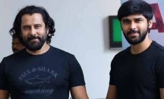 Vikram-Dhruv Vikram's 'Chiyaan 60' first look and title release date announced