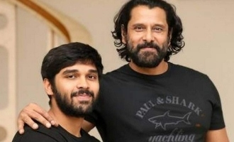 Is this the powerful title of 'Chiyaan 60'?