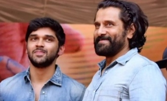 Is this the title of Vikram-Dhruv's new movie?