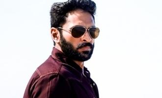 Vikram Prabhu to romance Vikram's heroine next?