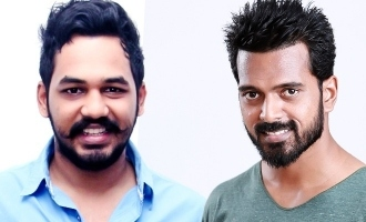 Hip Hop Tamizha Aadhi reacts to Vikranth after three years