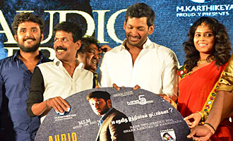 'Vilayattu Aarambam' Audio Launch