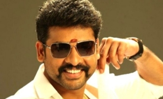 Vemal signs an action movie!