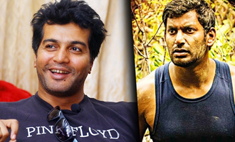 I bullied Vishal & the whole crew during shooting : Vinay Rai Interview