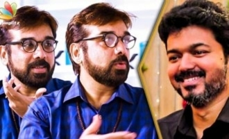 Thalapathy Vijay is a Born Dancer : Actor Vineeth Interview