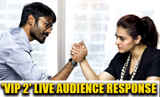 'VIP 2' Live Audience Response