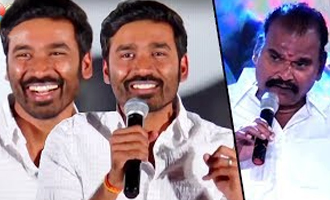 Thanks for calling me 'Tamizhan' : Dhanush Speech