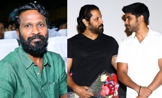 Vetrimaaran to unite father son duo Vikram and Dhruv?