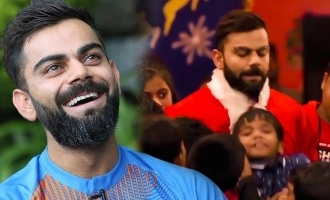 Virat Kohli's Christmas surprise wins hearts!
