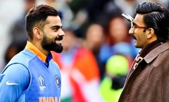 ranveer singh virat kohli changed the face of indian cricket forever icc world cup 2019 india pakistan