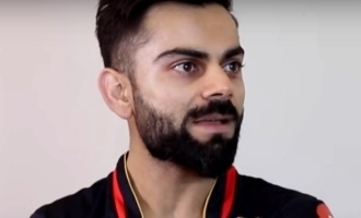 Virat Kohli opens up for the first time about becoming a father