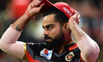 IPL 2020: Virat Kohli fined Rs. 12 lakh