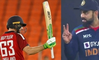 england batsman jos buttler talks about verbal fight with india captain virat kohli fifth t20i wicket