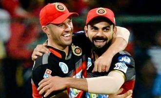 Ab de Villiers clicked viral romantic photo Kohli Anushka Sharma