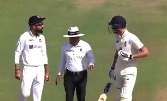 [VIDEO] Virat Kohli gets into heated argument with Ben Stokes; Umpire separates them