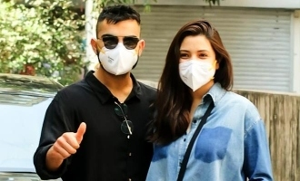 Virat Kohli - Anushka Sharma's first photos after becoming parents turn viral!