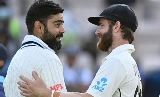 Kane Williamson reveals why he rested his head on Virat Kohlis shoulder after winning WTC title