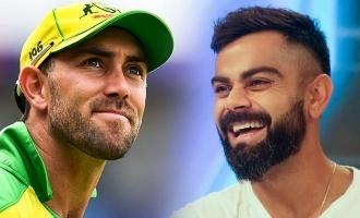 australian cricketer glenn maxwell says virat kohli is pinnacle of game developed good friendship ipl 2021 rcb