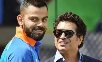 Virat Kohli's conversation with Sachin Tendulkar helped him deal with depression