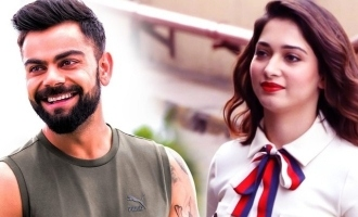 A case filed to arrest virat and Tamannah at Chennai Highcourt