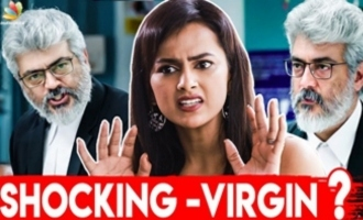 The Word 'VIRGIN' Was Shocking: Shraddha Srinath Interview