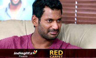 Vishal clarifies about dealing of caste in 'Marudhu'