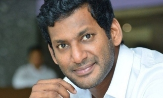 Vishal's official statement on Chakra release issues!
