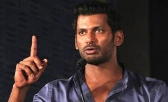 Vishal appears in court - details