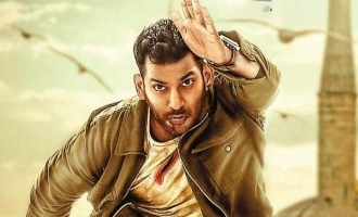 Court orders Vishal to compensate for Action losses!