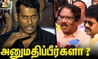 Will Vishal allow his rivals in Ilayaraja 75