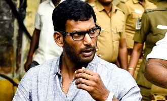 Vishal filed a case about nadigar sangam election