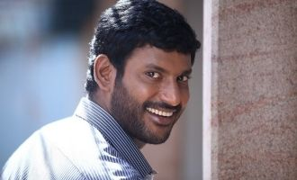Breaking! Vishal to debut as director