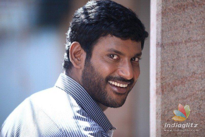 Breaking! Vishal to debut as director