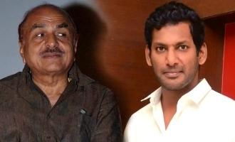 RB Chawdry says about Vishal police complaint – தமிழ் News