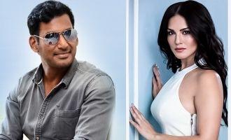 Sunny Leone joins Vishal's next