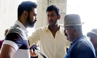 Exciting new update on Vishal's Thupparivalan 2!