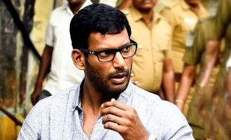 Vishal filed a case against special officer appointment for Producer council