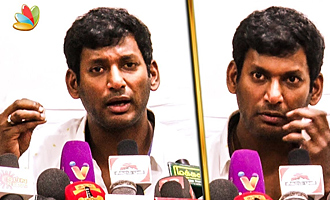 Tamil Cinema Strike will End only if... : Vishal Speech