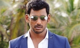Vishal to pair with this happening heroine?