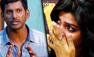 Vishal hits out at T Rajendran for insulting Dhansika