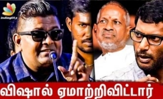Vishal Didn't do What he Promised to do : Vasantha Balan Angry Speech