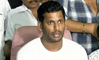 We'll find another way to release films,if 58% tax not reduced : Vishal Speech