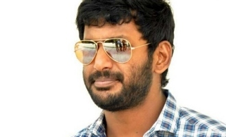 Vishal appears in court for service tax evasion case!