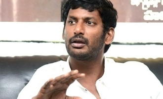 Court rejects Vishal's request!