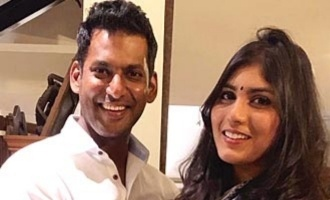 Vishal opens up about how he fell in love with Anisha