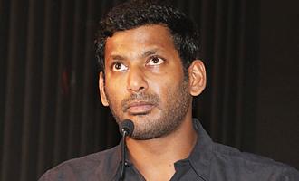 I know WHO & WHERE are Tamil Rockers : Vishal Speech
